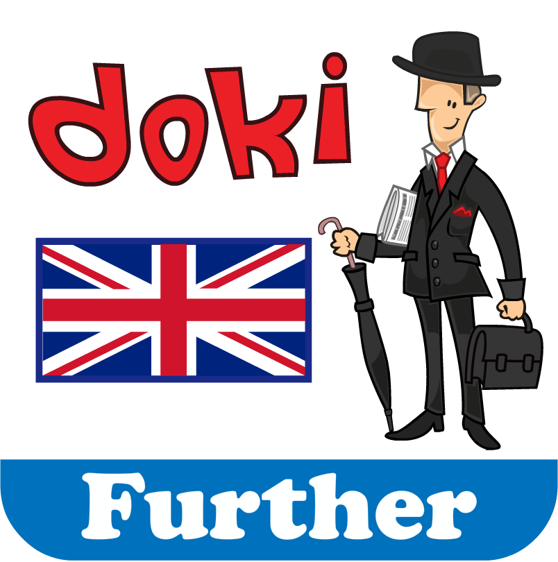 Learn English with Doki Further HD