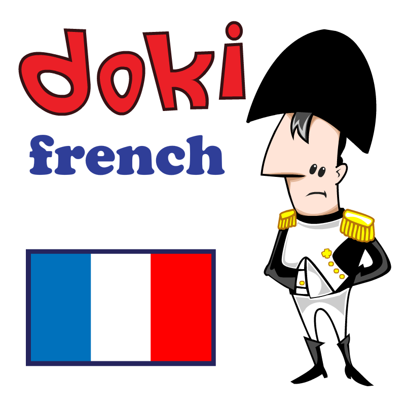 Learn Basic French with Doki HD