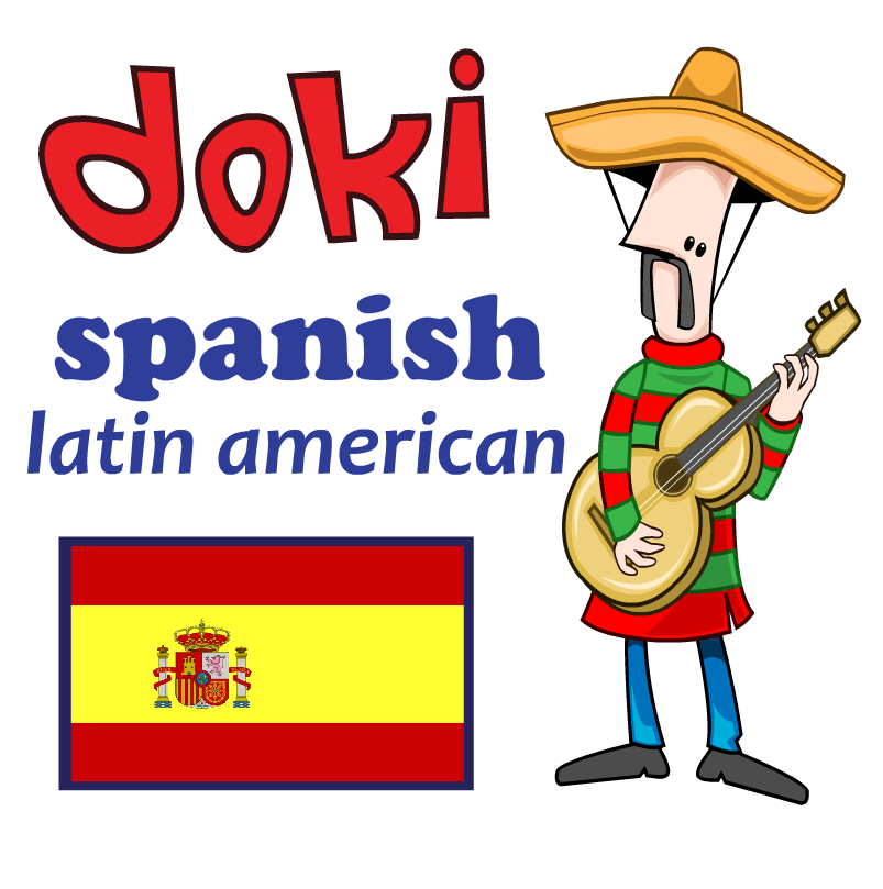 Share your Spanish speaking amateur that